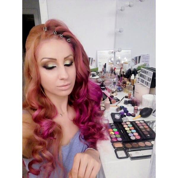 Sleek MakeUP Tus De Ochi Sleek Ink Pot Eyeliner