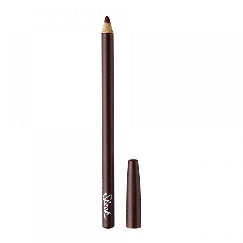 Creion De Buze Sleek Lip Pencil Burgundy