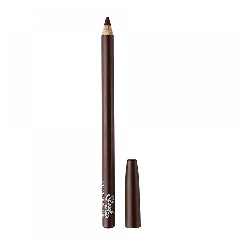 creion de buze sleek lip pencil cherry oak