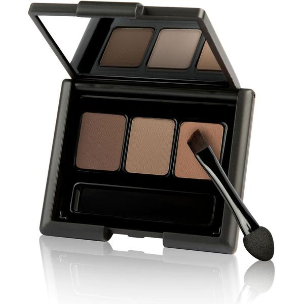 Fard De Sprancene GA-DE Basics Brow Powder Palette Multicolors