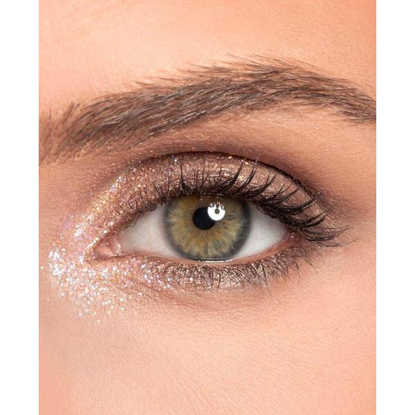 Glitter GA-DE Stardust  01 Golden White