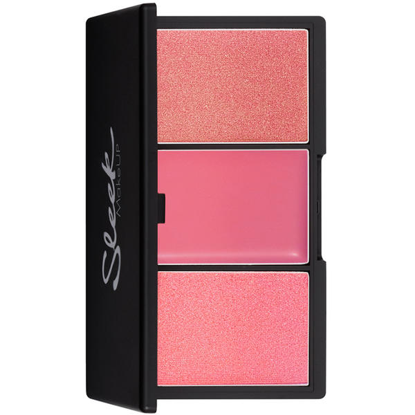 Sleek MakeUP Fard De Obraz Sleek Blush By 3 Pink Lemonade