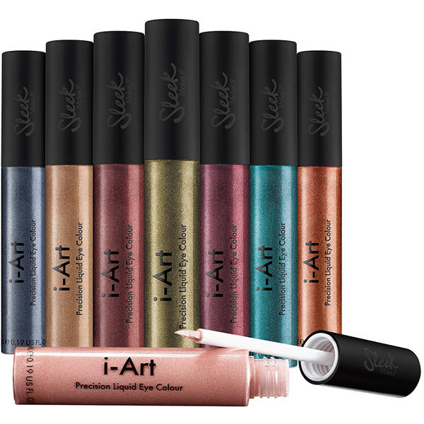 Sleek MakeUP Fard De Pleoape Lichid Sleek I-Art Fauvism