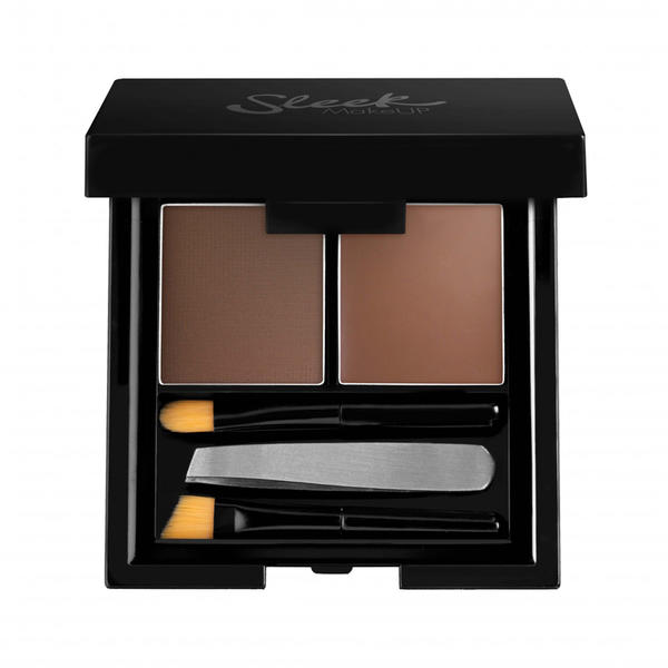 Sleek MakeUP Fard De Sprancene Sleek Brow Kit Medium