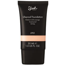 Sleek MakeUP Fond De Ten Sleek Lifeproof Foundation 01