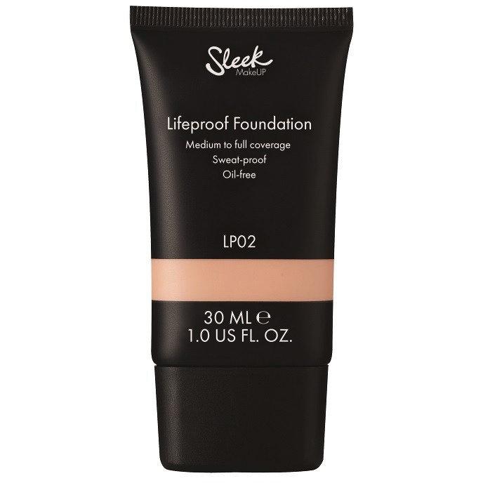 Fond De Ten Sleek Lifeproof Foundation 02