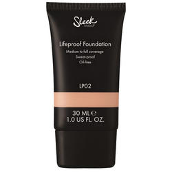 Sleek MakeUP Fond De Ten Sleek Lifeproof Foundation 02