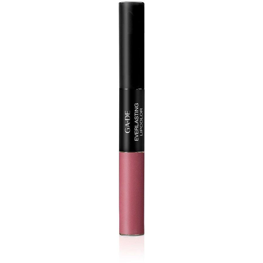 Luciu De Buze GA-DE Everlasting Lip Color - No Transfer - Long Wear High Shine - 44 - Rose Boudo