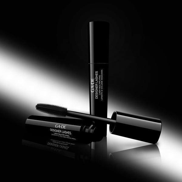 Mascara GA-DE Designer Lashes Lash Multiplying Length & Volume Black