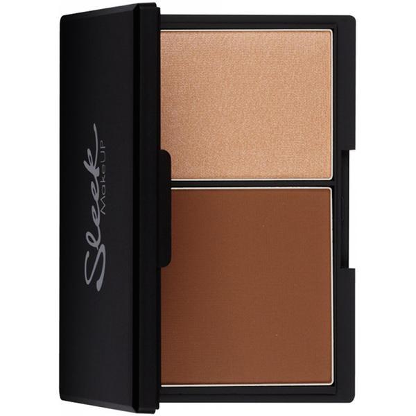 Sleek MakeUP Paleta Contouring Sleek Face Contour Kit Medium
