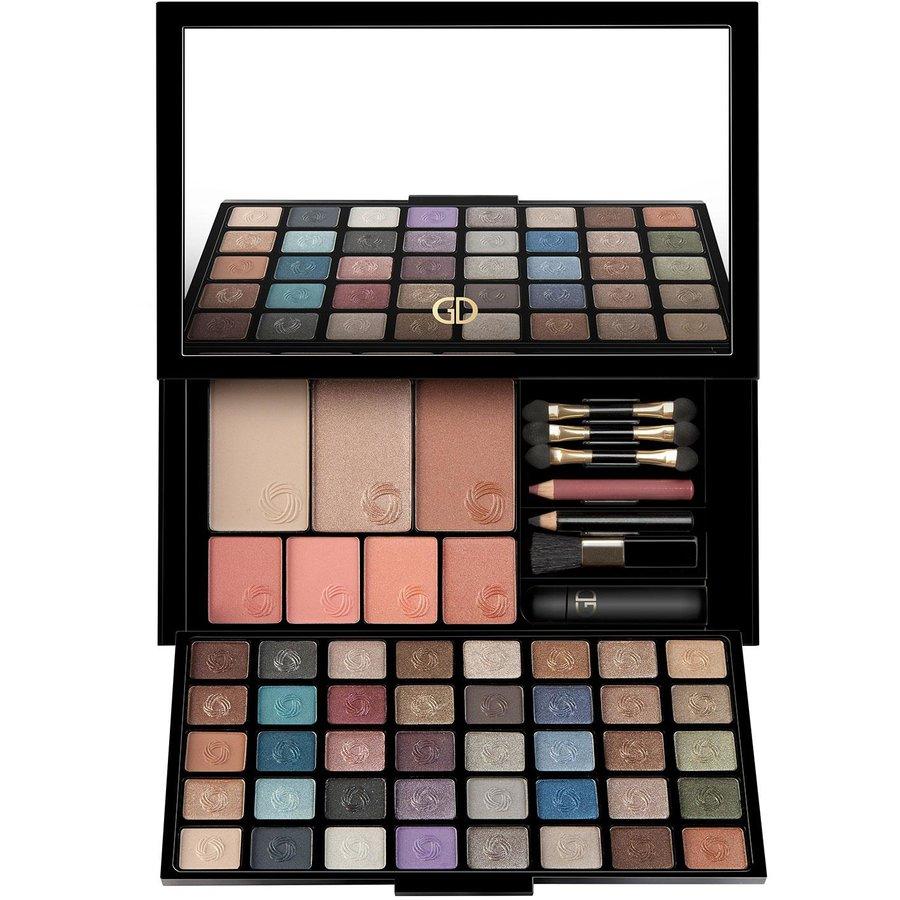 paleta de farduri ga-de colorstage set multicolors