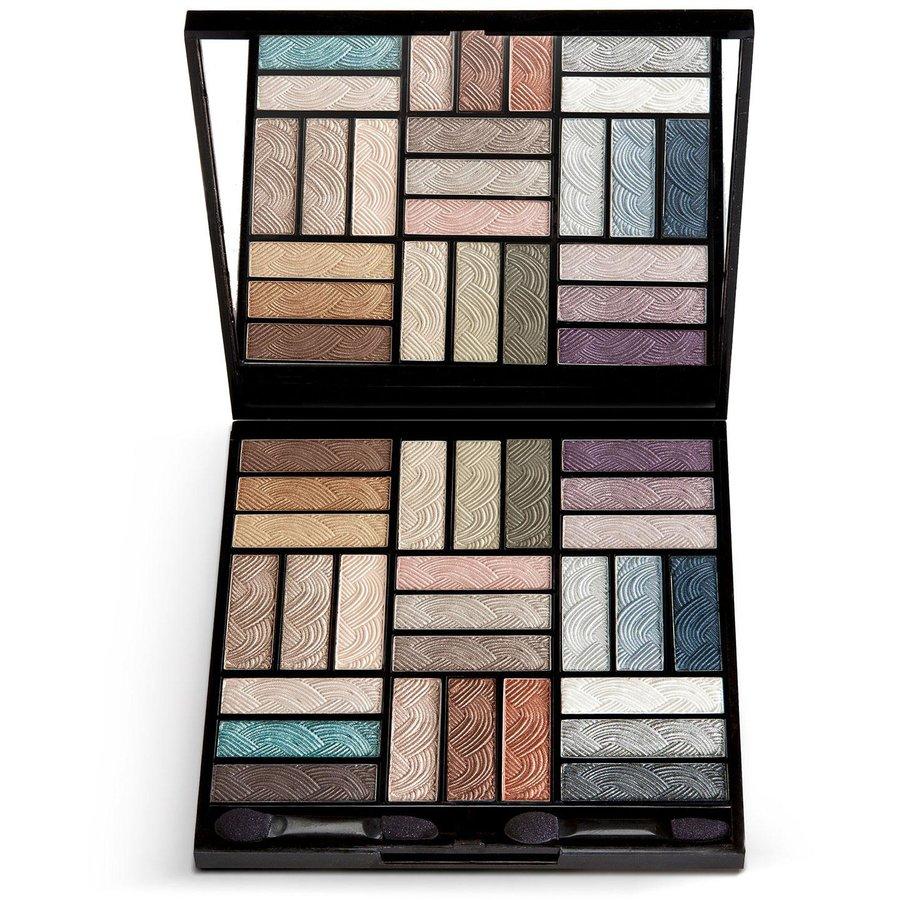 paleta de farduri ga-de gallery set multicolors