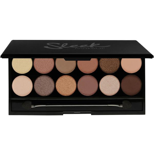 Sleek MakeUP Paleta De Farduri Sleek Eyeshadow Palette A New Day