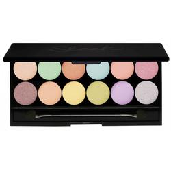 Paleta De Farduri Sleek Eyeshadow Palette All The Fun Of The Fair (Whimsical Wonderland)