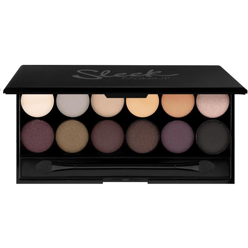 Paleta De Farduri Sleek Eyeshadow Palette Au Naturel