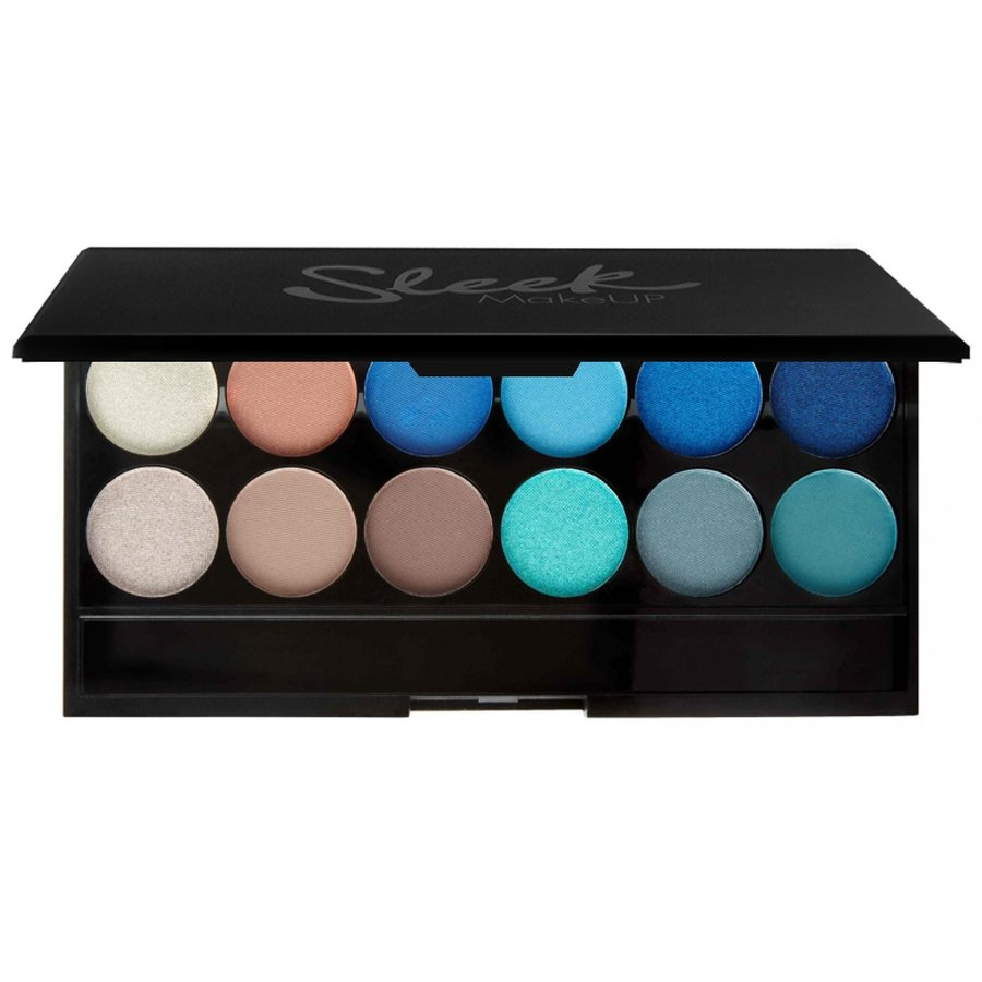 paleta de farduri sleek eyeshadow palette calm before the storm (nautical collection)