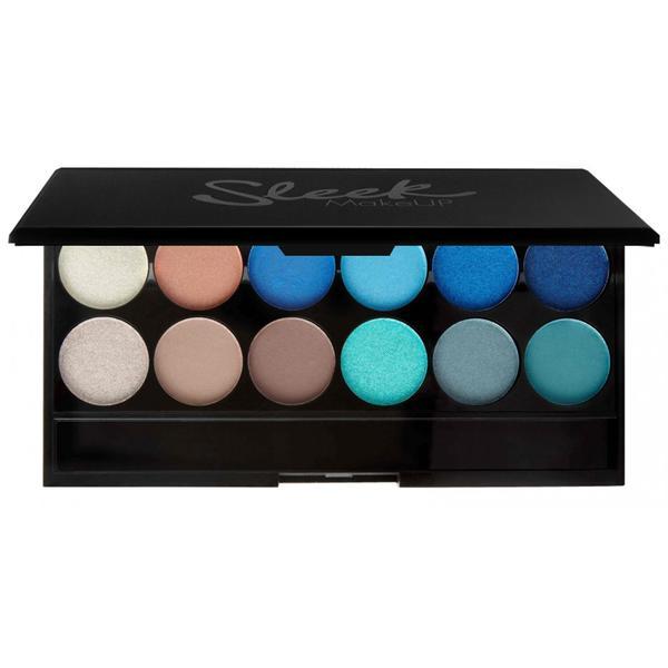 Sleek MakeUP Paleta De Farduri Sleek Eyeshadow Palette Calm Before The Storm (Nautical Collection)