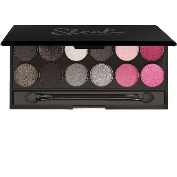 Sleek MakeUP Paleta De Farduri Sleek Eyeshadow Palette Diamond Decade