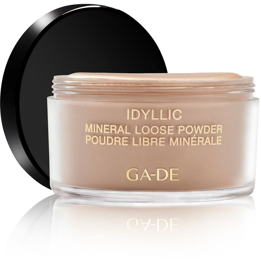 Pudra GA-DE Idyllic Mineral Loose Powder - 100 - Nude