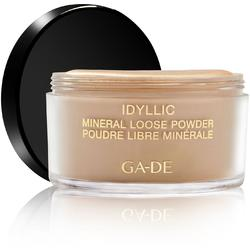 Pudra GA-DE Idyllic Mineral Loose Powder - 101 - Dust