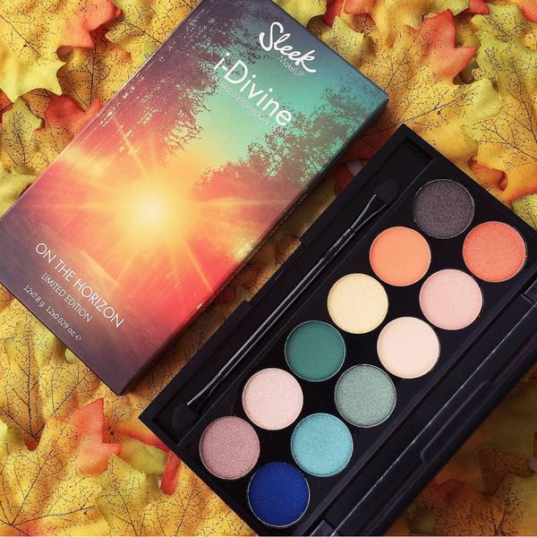 Sleek MakeUP Paleta De Farduri Sleek Eyeshadow Palette On The Horizon
