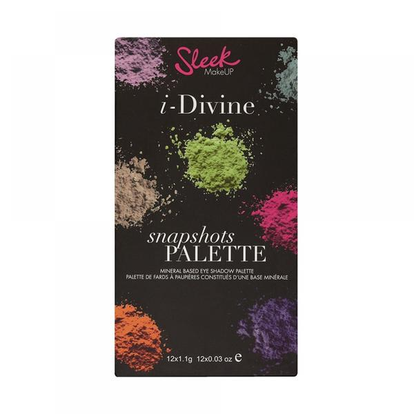 Sleek MakeUP Paleta De Farduri Sleek Eyeshadow Palette Snapshots