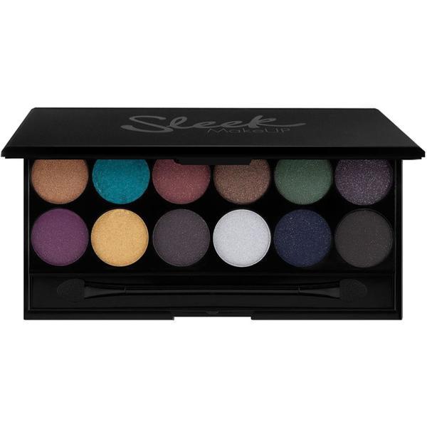 Sleek MakeUP Paleta De Farduri Sleek Eyeshadow Palette Sparkle 2
