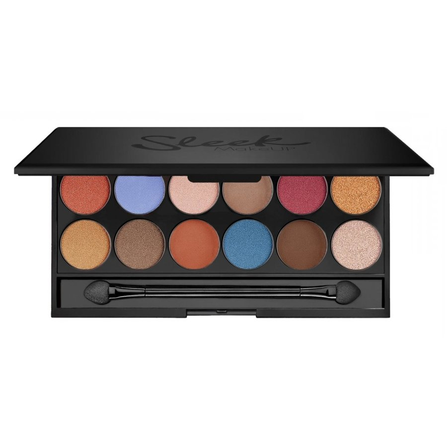 paleta de farduri sleek eyeshadow palette spirit animal