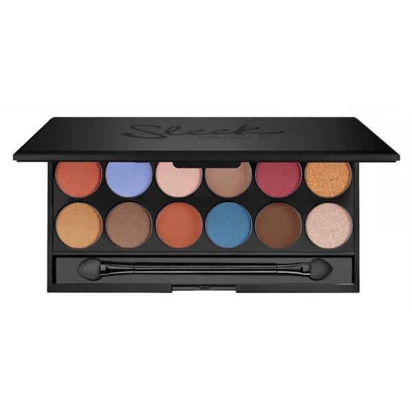 Sleek MakeUP Paleta De Farduri Sleek Eyeshadow Palette Spirit Animal