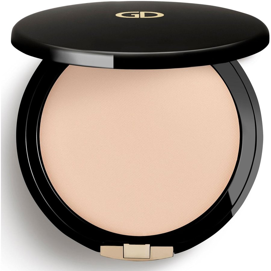 Pudra GA-DE Rich & Moist Pressed Powder - 11 - Desert