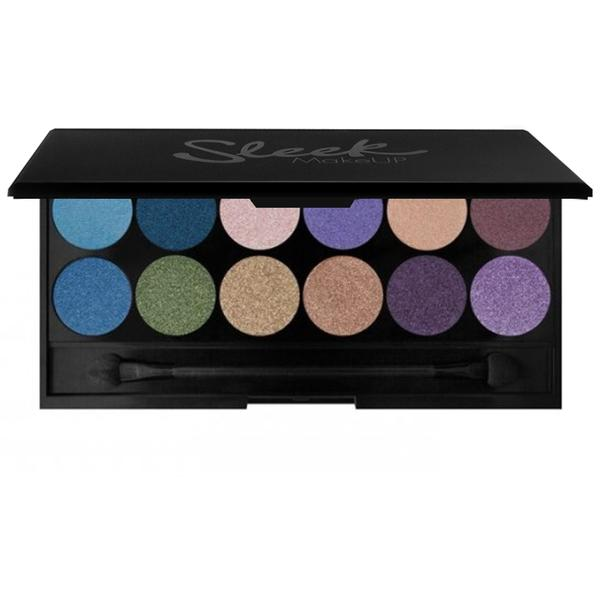 Sleek MakeUP Paleta De Farduri Sleek Eyeshadow Palette Supernova