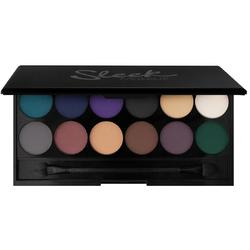 Sleek MakeUP Paleta De Farduri Sleek Eyeshadow Palette Ultra Mattes Darks V2