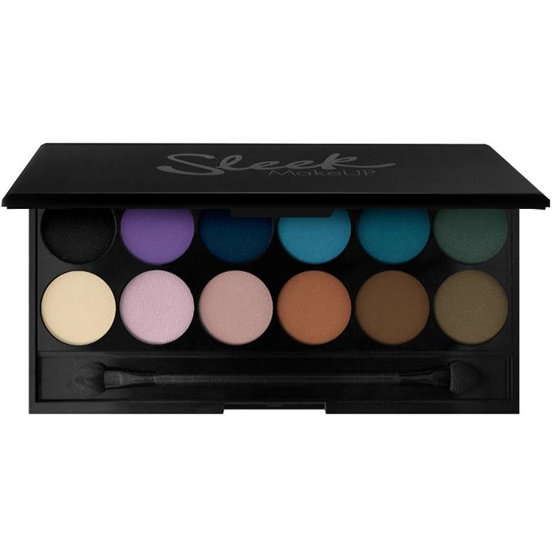 paleta de farduri sleek eyeshadow palette original