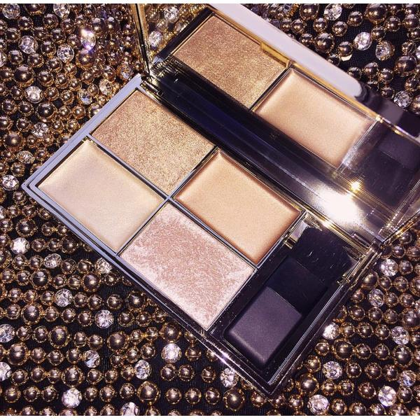 Sleek MakeUP Paleta Iluminatoare Sleek Cleopatra's Kiss Highlighting Palette