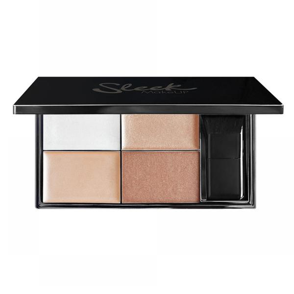 Sleek MakeUP Paleta Iluminatoare Sleek Precious Metals Highlighting Palette