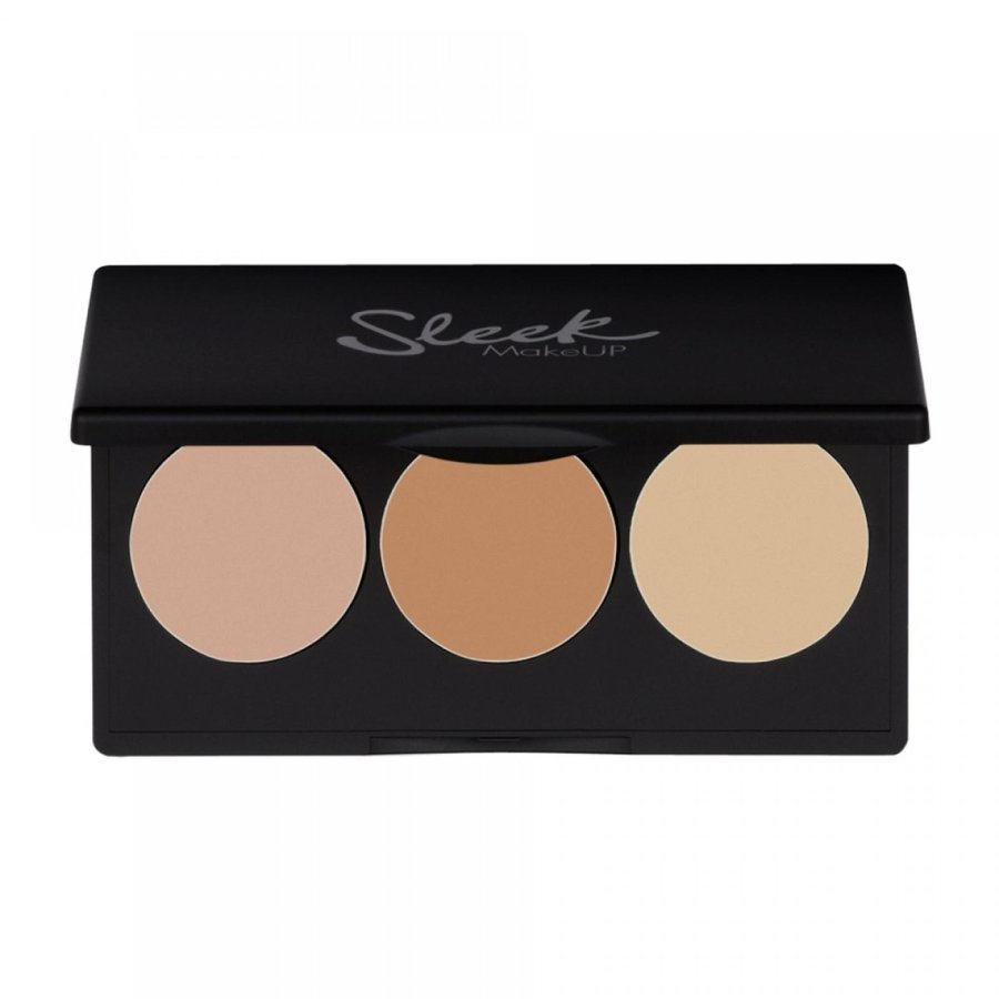 Paleta Sleek Anticearcan Correct And Conceal 02
