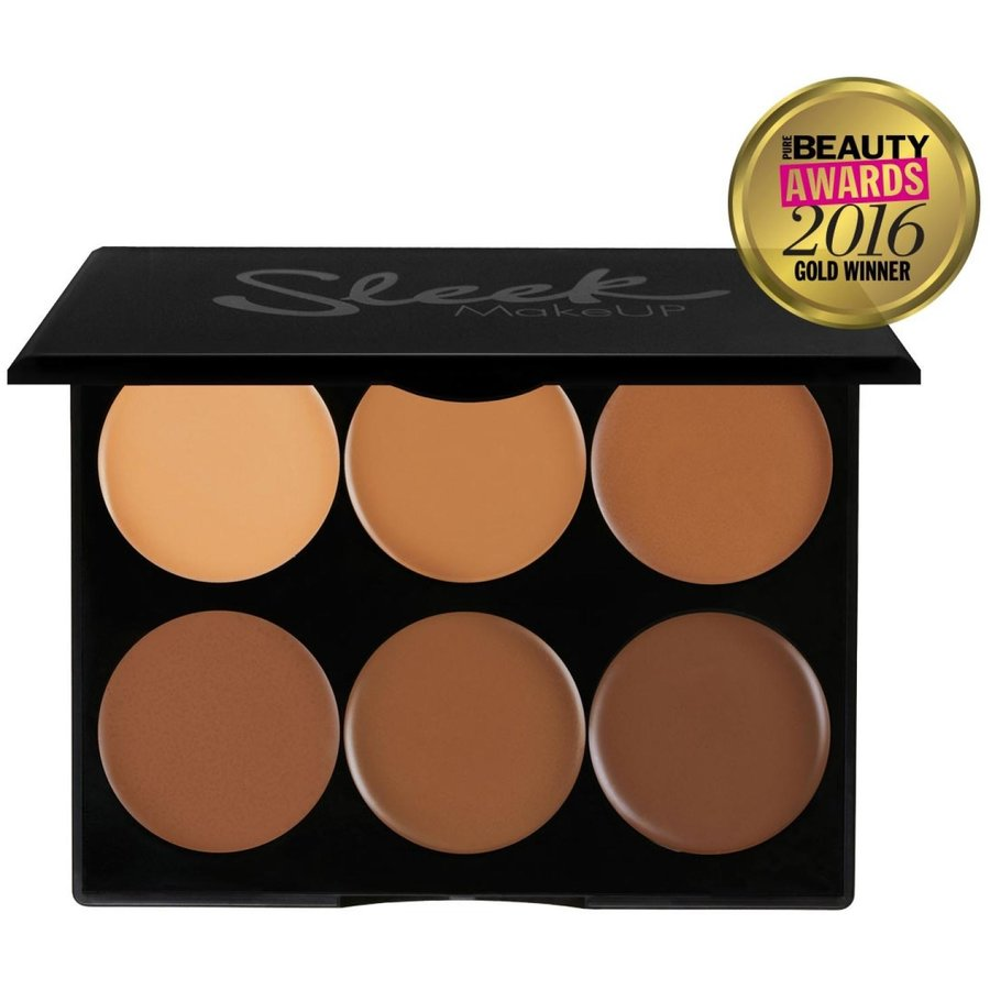 Paleta Sleek Conturare Cream Contour Kit Dark