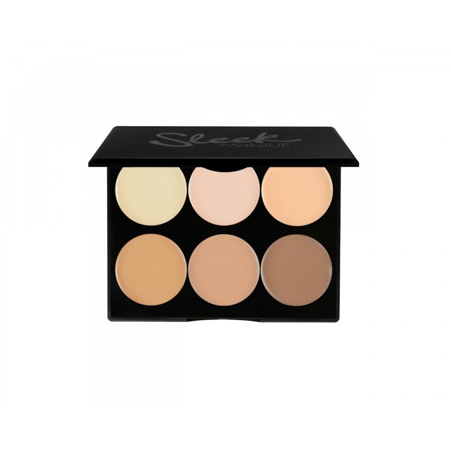 Paleta Sleek Conturare Cream Contour Kit Light