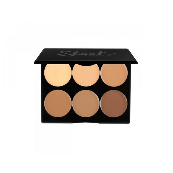Sleek MakeUP Paleta Sleek Conturare Cream Contour Kit Medium