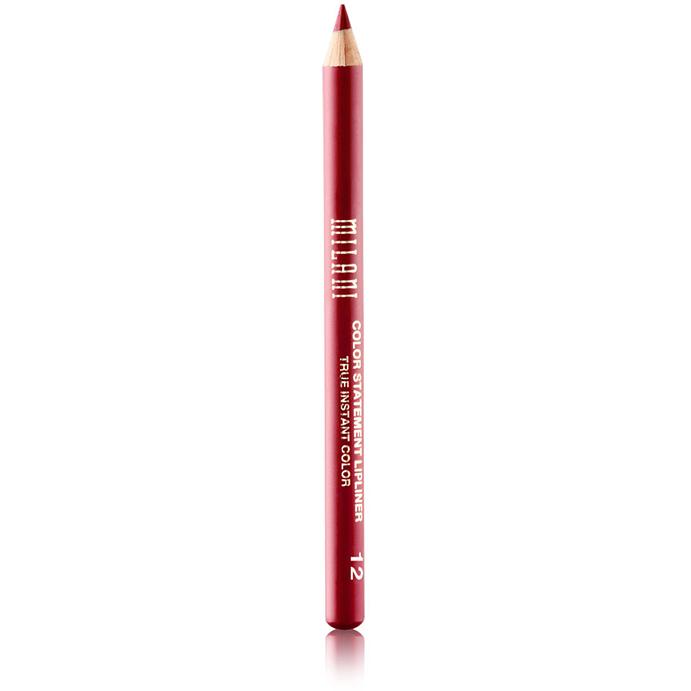 creion buze milani color statement lipliner bordeaux
