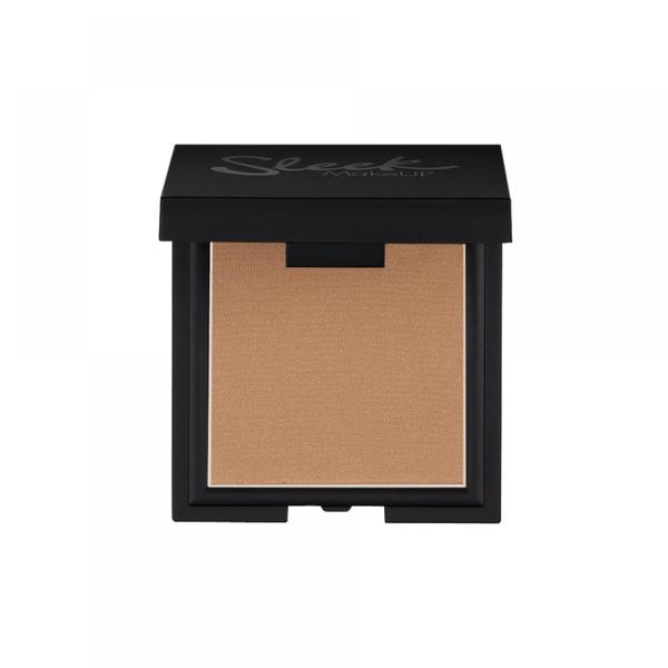 Sleek MakeUP Pudra Compacta, Iluminatoare Sleek Luminous Pressed Powder 02