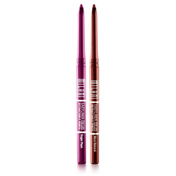 Creion De Buze Milani Easy Mechanical Lipliner Pencil Sugar Plum