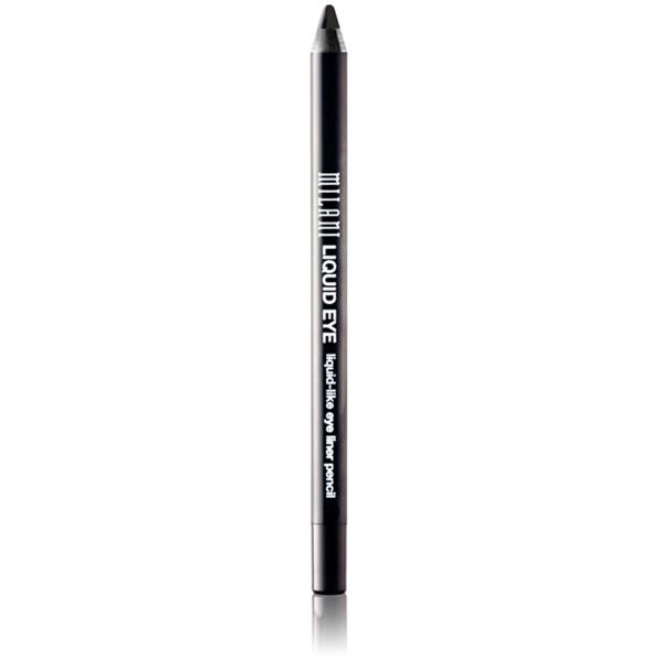 Creion De Ochi Cremos Milani Liquid Eye (Sharpenable) Black