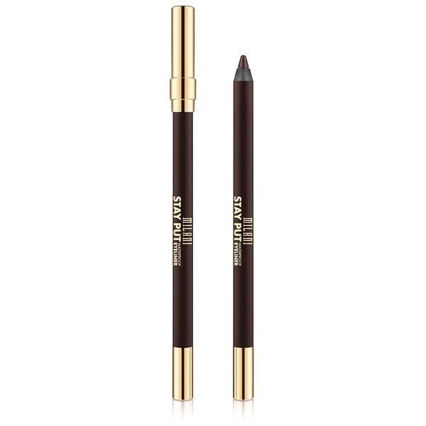 Creion de ochi Milani Stay Put Waterproof Eyeliner Hooked On Espresso