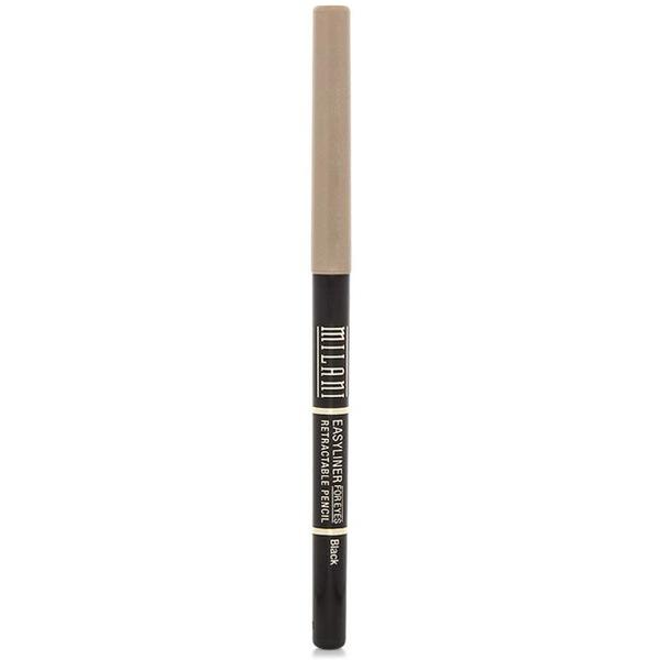 Creion Retractabil Milani Easyliner Eyeliner Pencil Black
