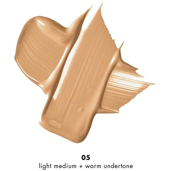 Fond De Ten + Corector Milani Conceal + Perfect 2 in 1 Foundation + Concealer Natural Beige - 05A