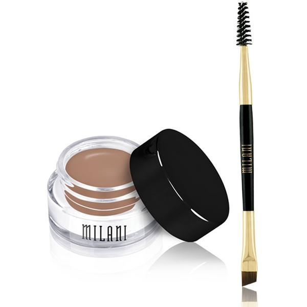 Gel Conturare Sprancene Milani Stay Put Brow Medium Brown