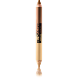 Milani Brow and Eye Highlighter Matte Vanilla/Natural Taupe