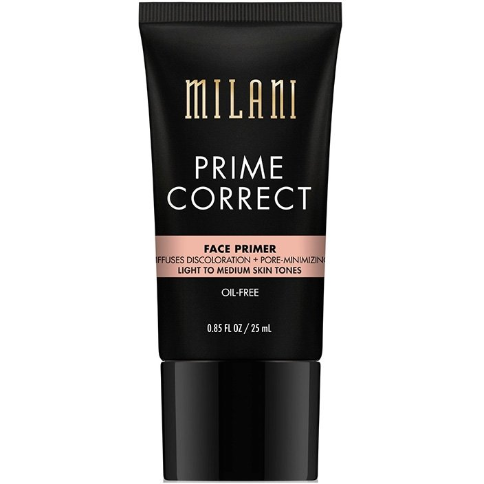 Primer Fata Milani Prime Correct Diffuses Discoloration + Pore-Minimizing Light/Medium