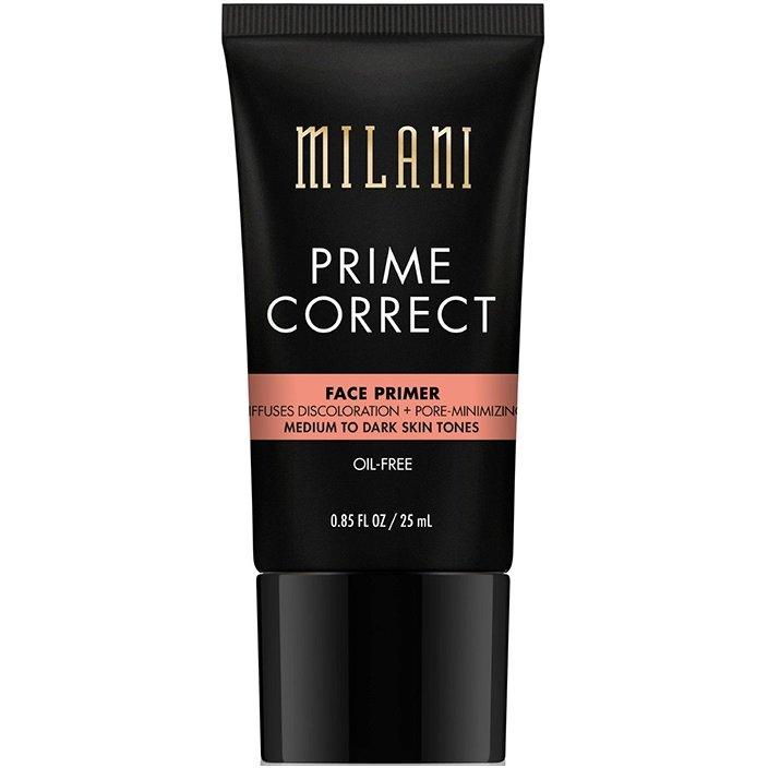 Primer Fata Milani Prime Correct Diffuses Discoloration + Pore-Minimizing Medium/Dark